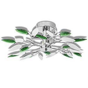 Grüne Kronleuchter